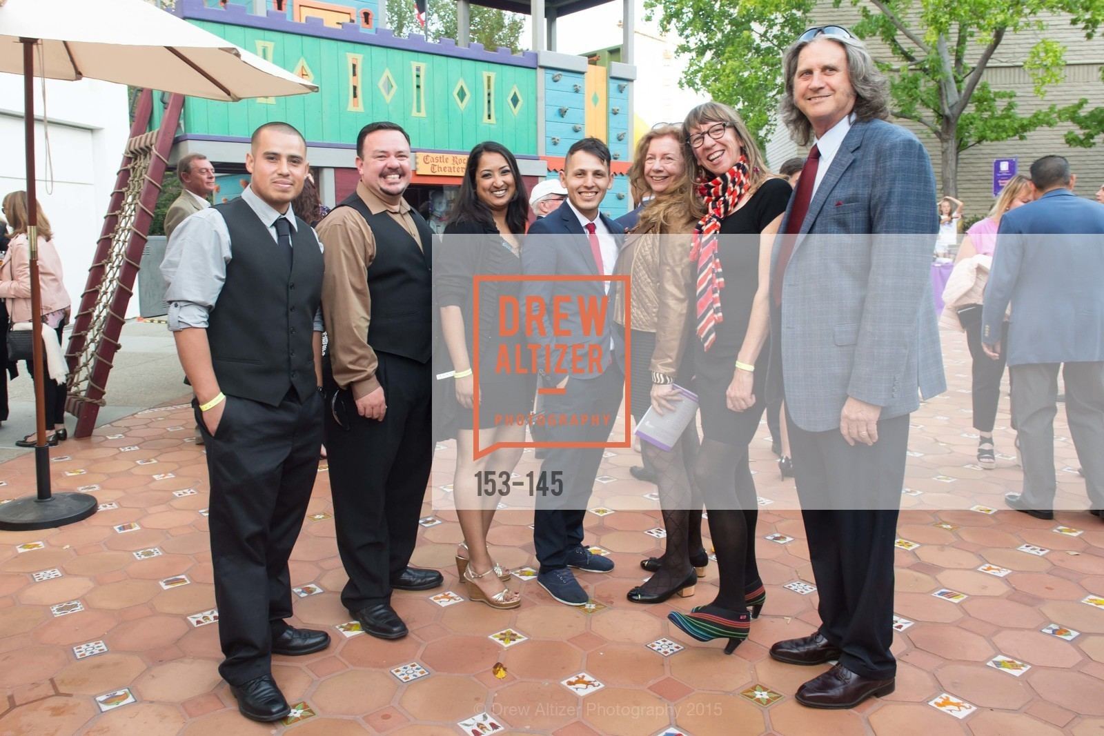 Will DeLeon, Nick Zuniga, Sangeeta Jagdish, David Rodriguez, Suzanne Butler, Barbara Butler, James Butler, DREAMS HAPPEN: Playhouse Auction and Gala, Stanford Shopping Center, June 5th, 2015,Drew Altizer, Drew Altizer Photography, full-service agency, private events, San Francisco photographer, photographer california