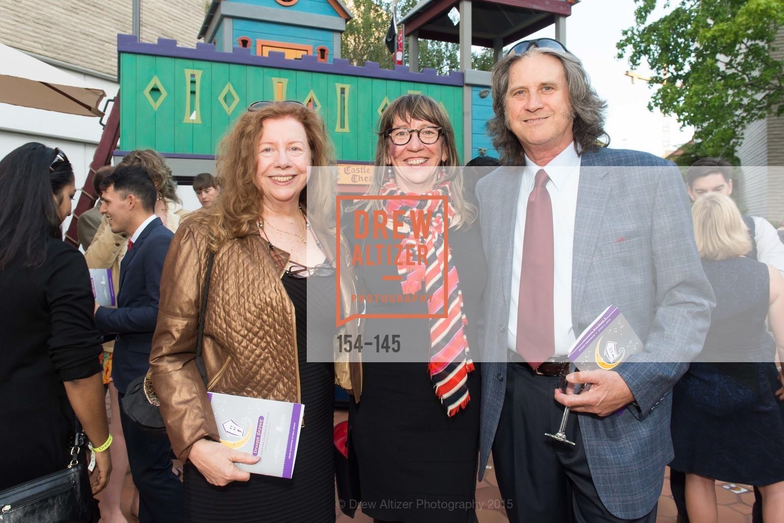 Suzanne Butler, Barbara Butler, James Butler, DREAMS HAPPEN: Playhouse Auction and Gala, Stanford Shopping Center, June 5th, 2015,Drew Altizer, Drew Altizer Photography, full-service agency, private events, San Francisco photographer, photographer california