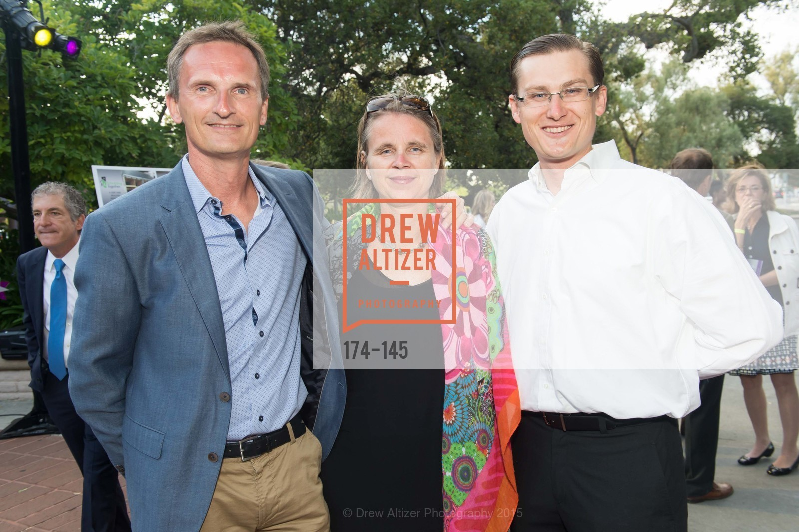Olivier Lauzeral, Trudy VanHove, Joel Butler, DREAMS HAPPEN: Playhouse Auction and Gala, Stanford Shopping Center, June 5th, 2015,Drew Altizer, Drew Altizer Photography, full-service agency, private events, San Francisco photographer, photographer california