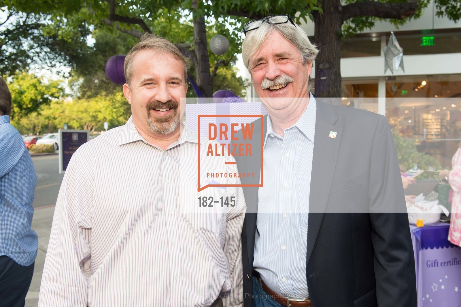 Mike Nibbi, Bill Palmer, DREAMS HAPPEN: Playhouse Auction and Gala, Stanford Shopping Center, June 5th, 2015,Drew Altizer, Drew Altizer Photography, full-service agency, private events, San Francisco photographer, photographer california