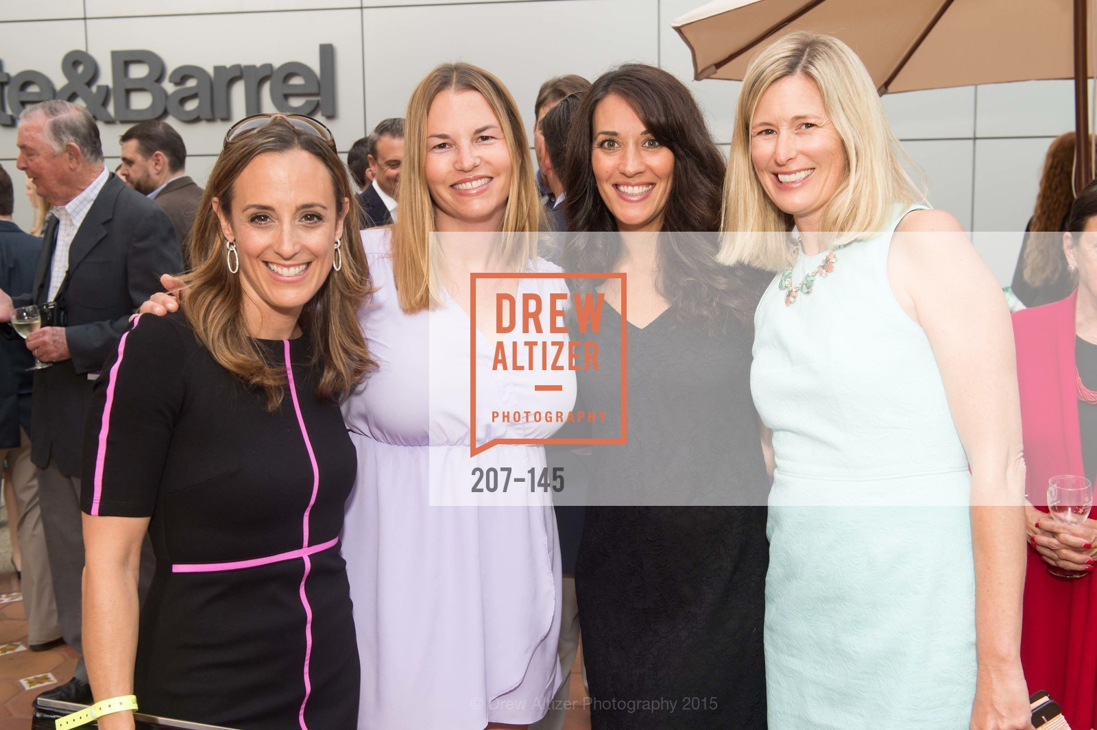 Jen Williams, Rachel Warner, Janelle Martin, Allison Penner, DREAMS HAPPEN: Playhouse Auction and Gala, Stanford Shopping Center, June 5th, 2015,Drew Altizer, Drew Altizer Photography, full-service agency, private events, San Francisco photographer, photographer california