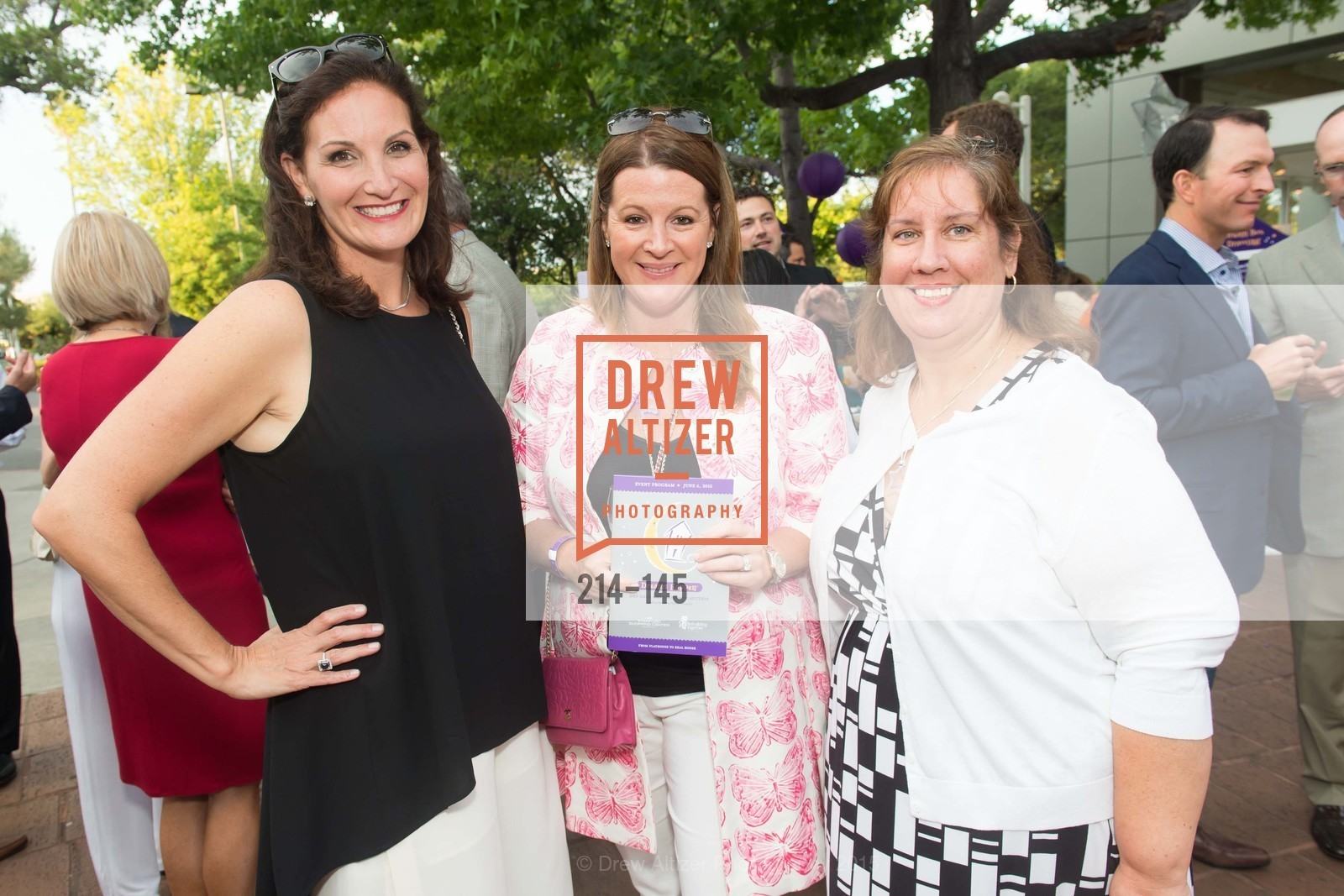 Stephanie Oshman, Paula Griffin, Jill Shanmugasundaram, DREAMS HAPPEN: Playhouse Auction and Gala, Stanford Shopping Center, June 5th, 2015,Drew Altizer, Drew Altizer Photography, full-service agency, private events, San Francisco photographer, photographer california