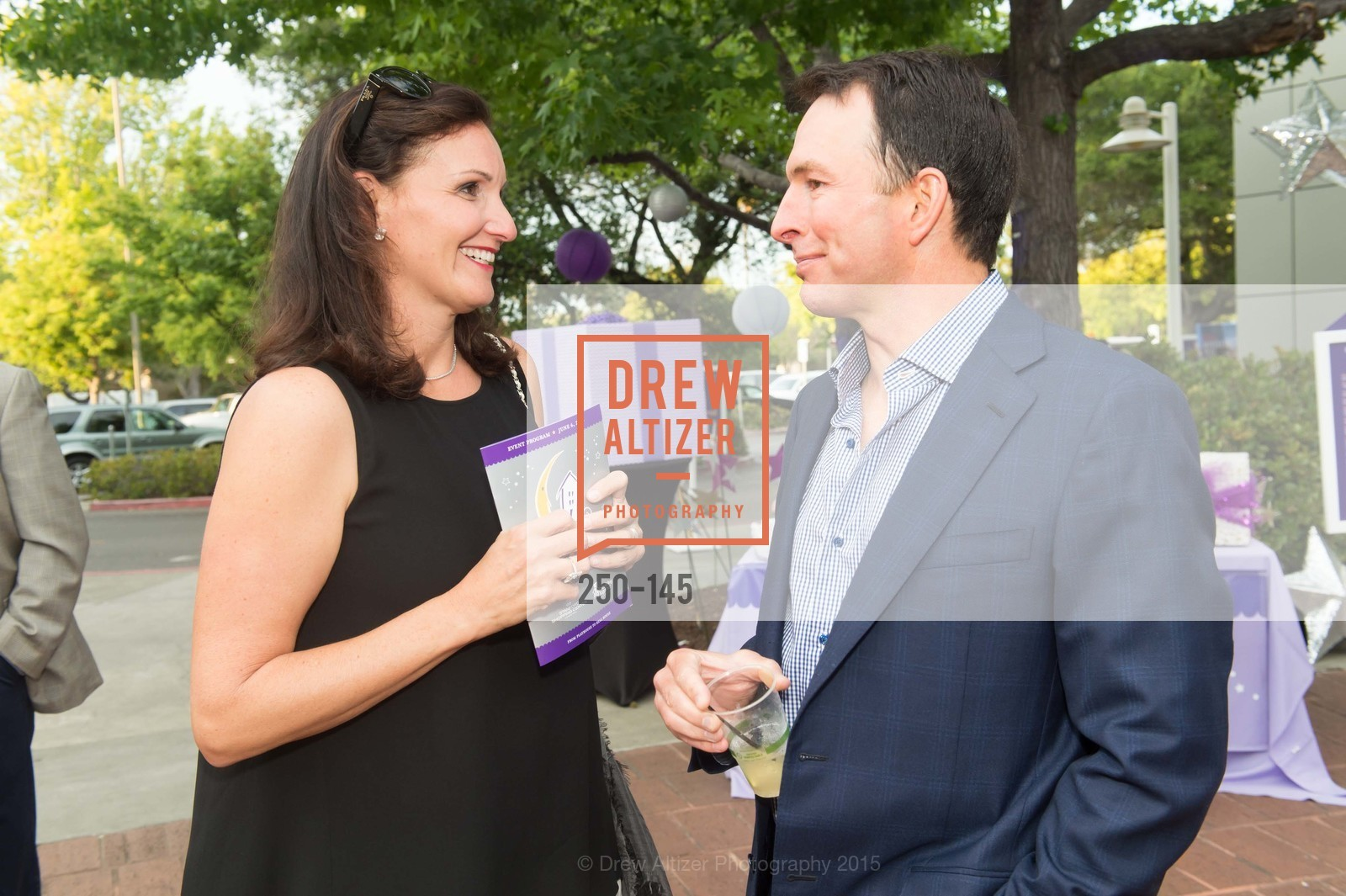 Stephanie Oshman, David Cattivera, DREAMS HAPPEN: Playhouse Auction and Gala, Stanford Shopping Center, June 5th, 2015,Drew Altizer, Drew Altizer Photography, full-service agency, private events, San Francisco photographer, photographer california
