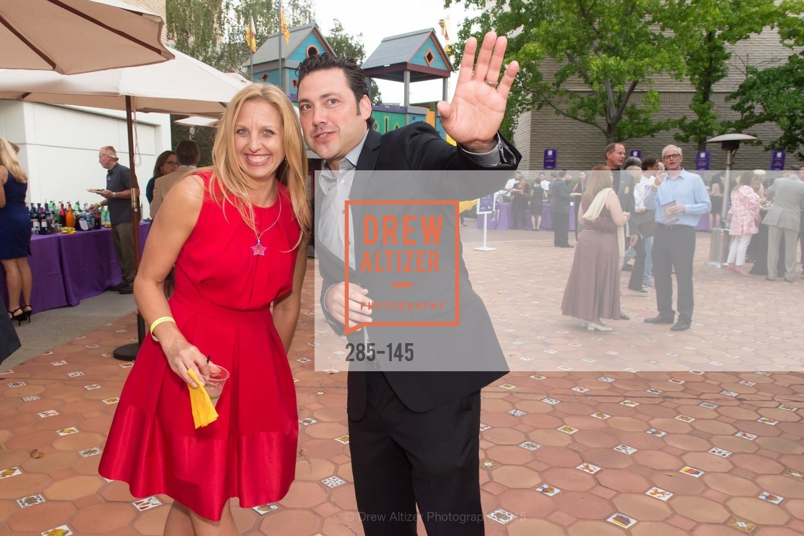 Jennie Lang, David Cattivera, DREAMS HAPPEN: Playhouse Auction and Gala, Stanford Shopping Center, June 5th, 2015,Drew Altizer, Drew Altizer Photography, full-service agency, private events, San Francisco photographer, photographer california