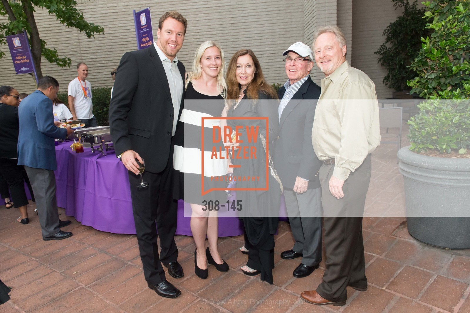 Gavor Sarusi, LauraMae Sarusi, Judy Simes, Dick Kenarney, Ken Schoppet, DREAMS HAPPEN: Playhouse Auction and Gala, Stanford Shopping Center, June 5th, 2015,Drew Altizer, Drew Altizer Photography, full-service agency, private events, San Francisco photographer, photographer california