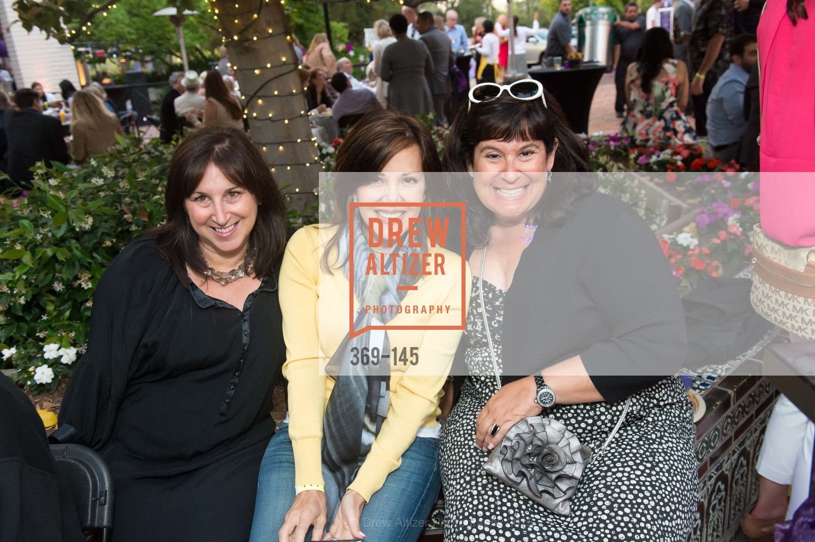 Lisa Peterson, Michelle Kurish, Linda Fischman, DREAMS HAPPEN: Playhouse Auction and Gala, Stanford Shopping Center, June 5th, 2015,Drew Altizer, Drew Altizer Photography, full-service agency, private events, San Francisco photographer, photographer california