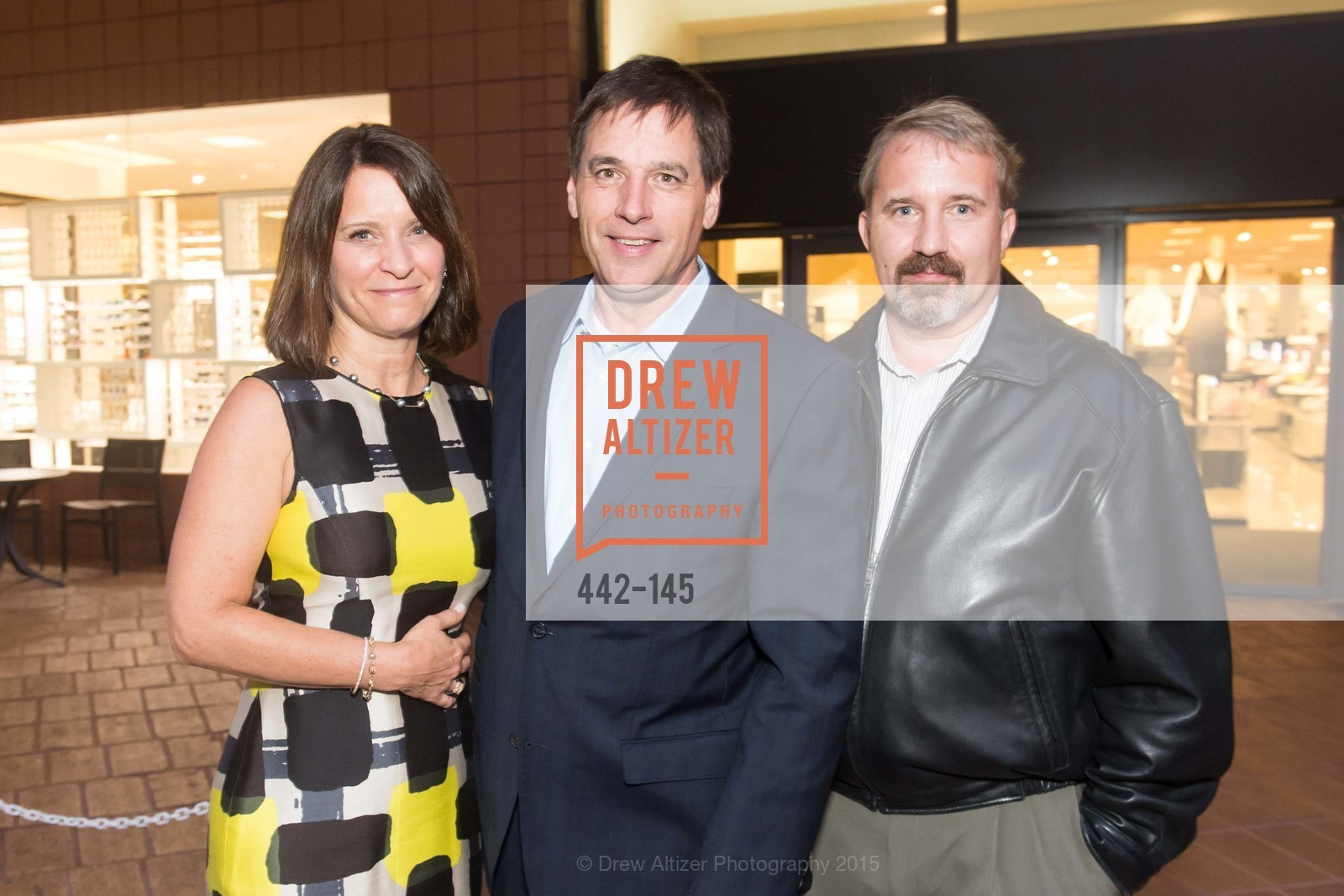 Suzanne Hooper, Pete Hooper, Mike Nibbi, DREAMS HAPPEN: Playhouse Auction and Gala, Stanford Shopping Center, June 5th, 2015,Drew Altizer, Drew Altizer Photography, full-service agency, private events, San Francisco photographer, photographer california