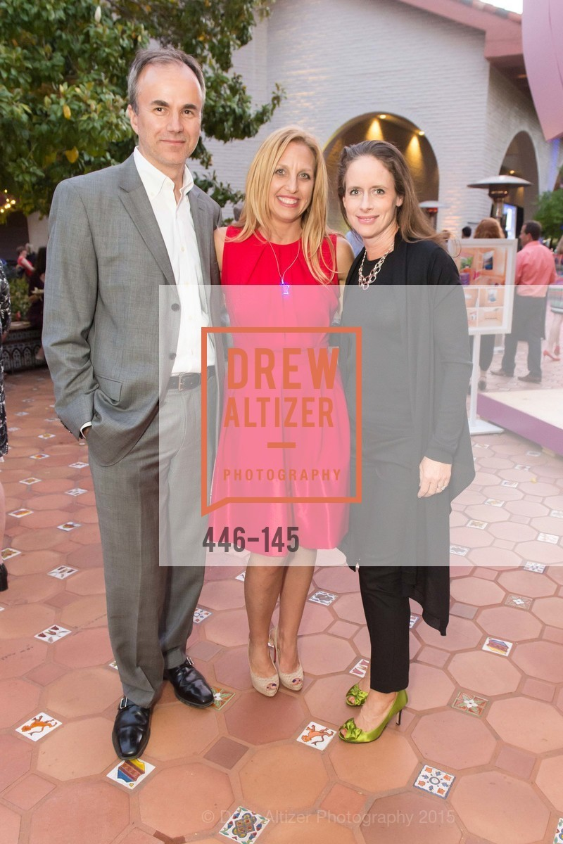 Steve Wastie, Jennie Lang, Tamara Russel, DREAMS HAPPEN: Playhouse Auction and Gala, Stanford Shopping Center, June 5th, 2015,Drew Altizer, Drew Altizer Photography, full-service agency, private events, San Francisco photographer, photographer california