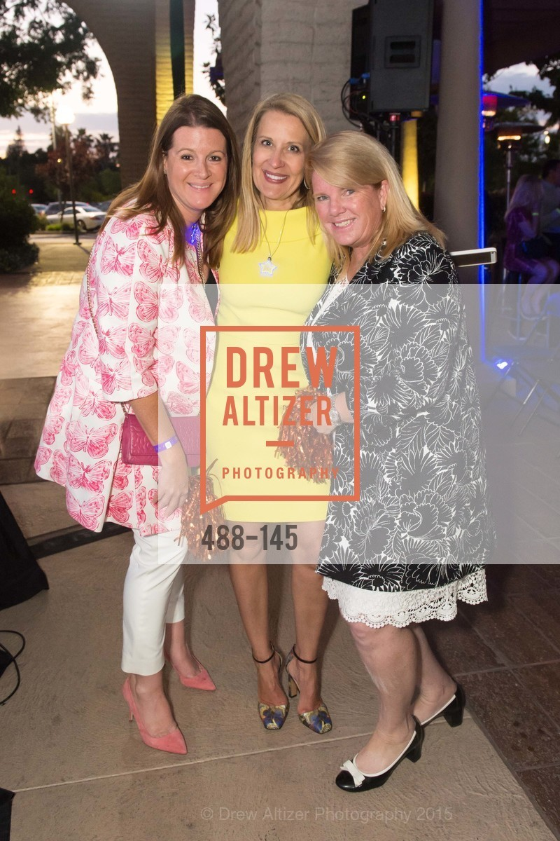 Paula Griffin, Kim Boyanowski, Susan Tinsley, DREAMS HAPPEN: Playhouse Auction and Gala, Stanford Shopping Center, June 5th, 2015,Drew Altizer, Drew Altizer Photography, full-service agency, private events, San Francisco photographer, photographer california