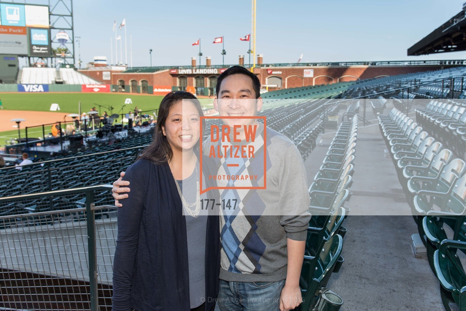 Wendy Chen, Stephen Hsiao, The Saint Francis Foundation's