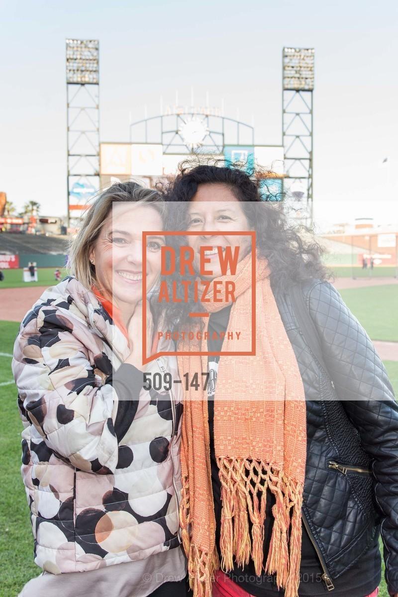 Nicole Prieto, Cat Zamora, The Saint Francis Foundation's
