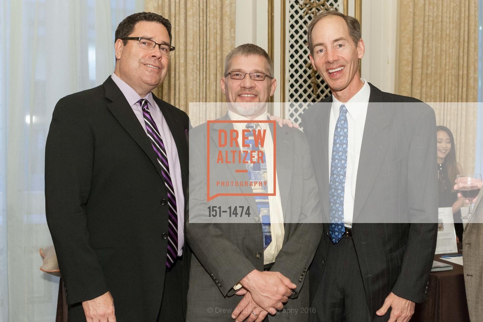 Eric Sleigh, Matt Atwhuyck, Tom Larsen, Photo #151-1474