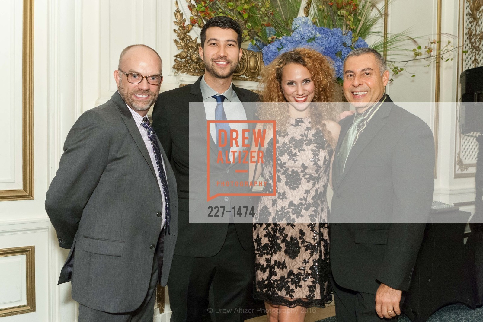 Keith Waltrip, Brandon Lederer, Kimberly Bernstein, Orlando Gonzalez, Photo #227-1474