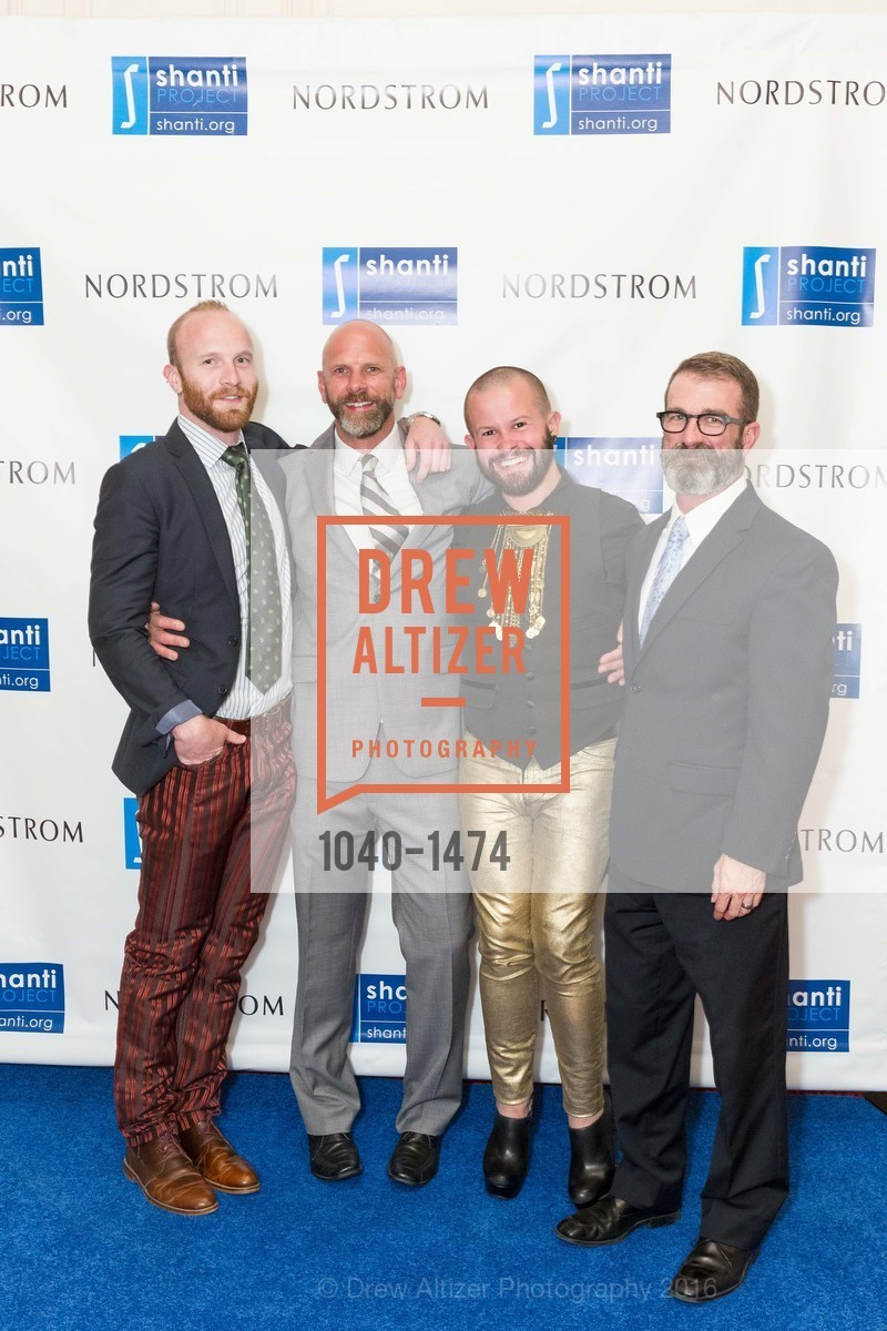 Robbie Henry, Simon Keyes, Andy Tonken, Ross Beets, Photo #1040-1474