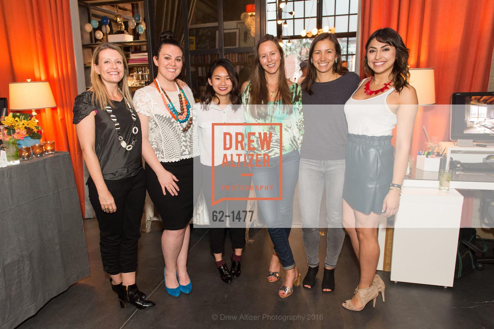 Adrianne Broadbear, Bita Hemphill, Minh Truong, Elizabeth Corner, Jessica McLean, Gabriela Marmolejo, Photo #62-1477