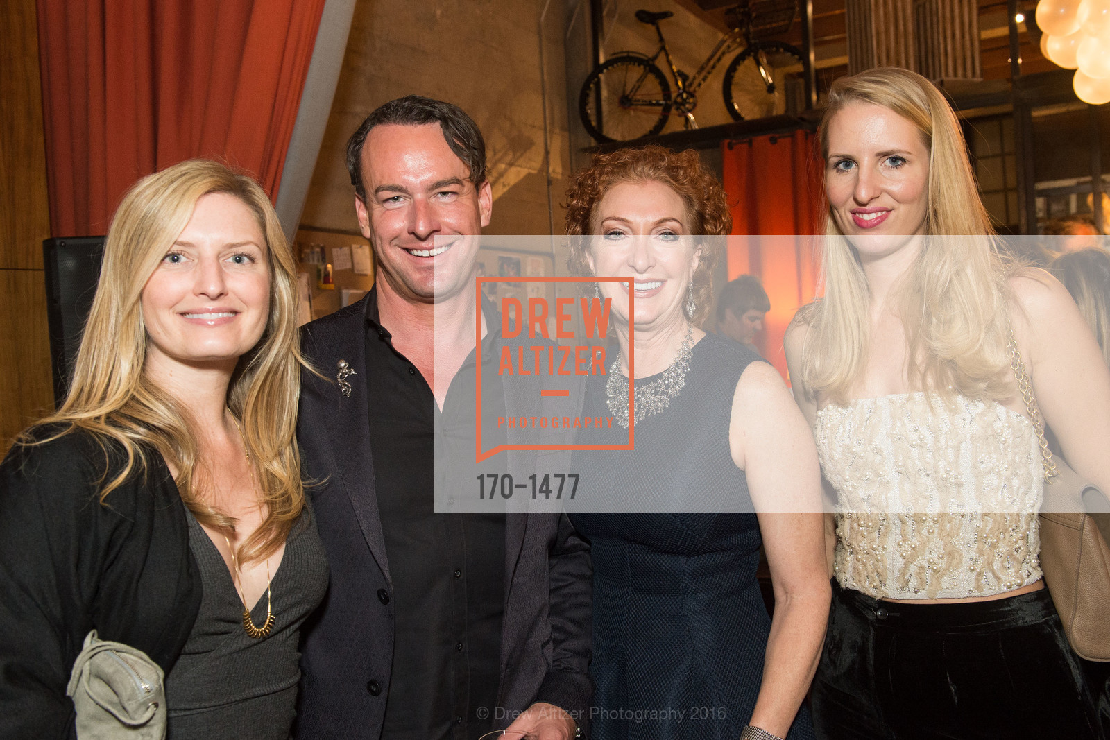 Lindsay Beckham, Jarrod Baumann, Patricia Roberts, Gwendolyn Rayner, Photo #170-1477