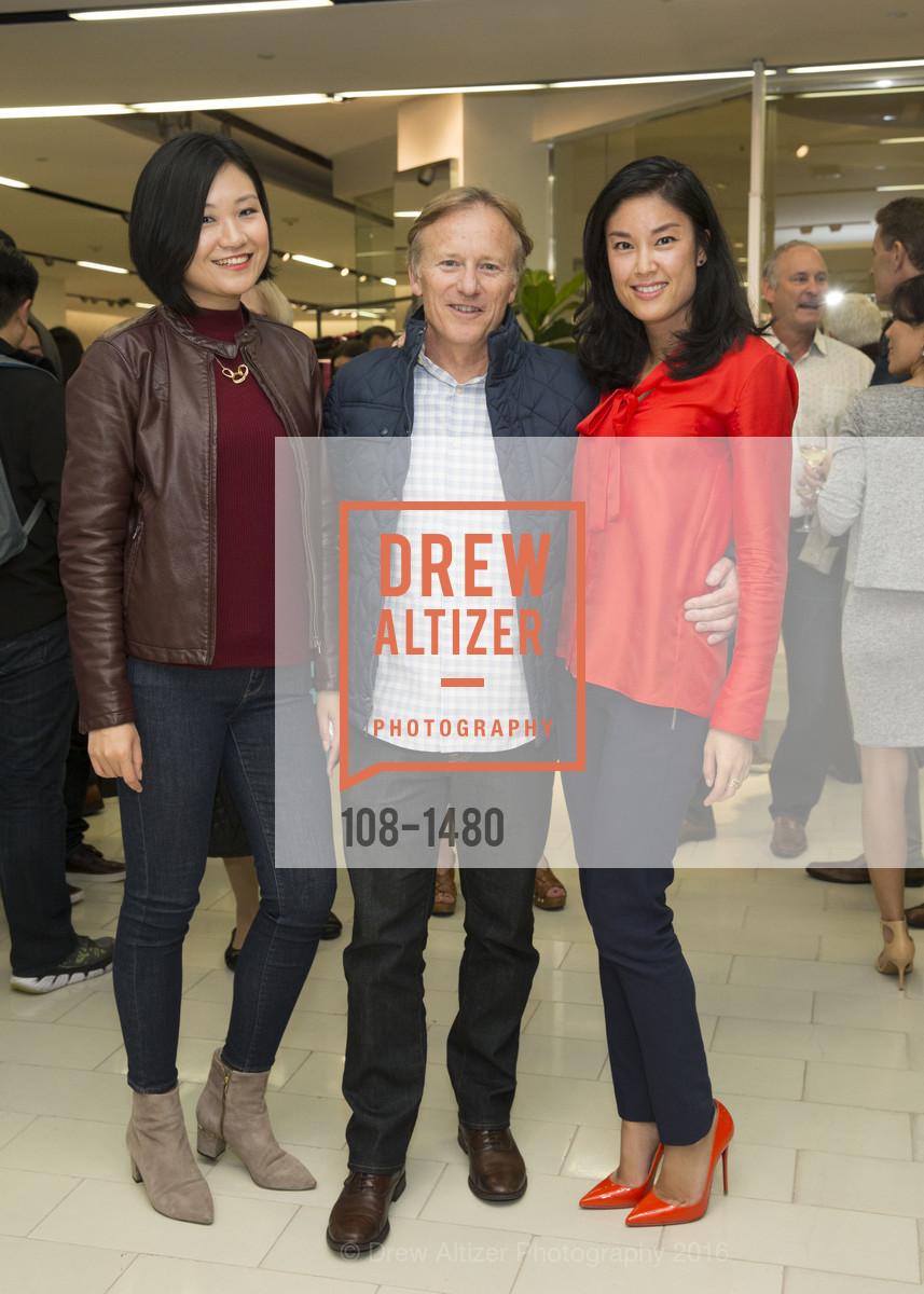 Dian Liu, Pierce Buxton, Diana Guo, Photo #108-1480