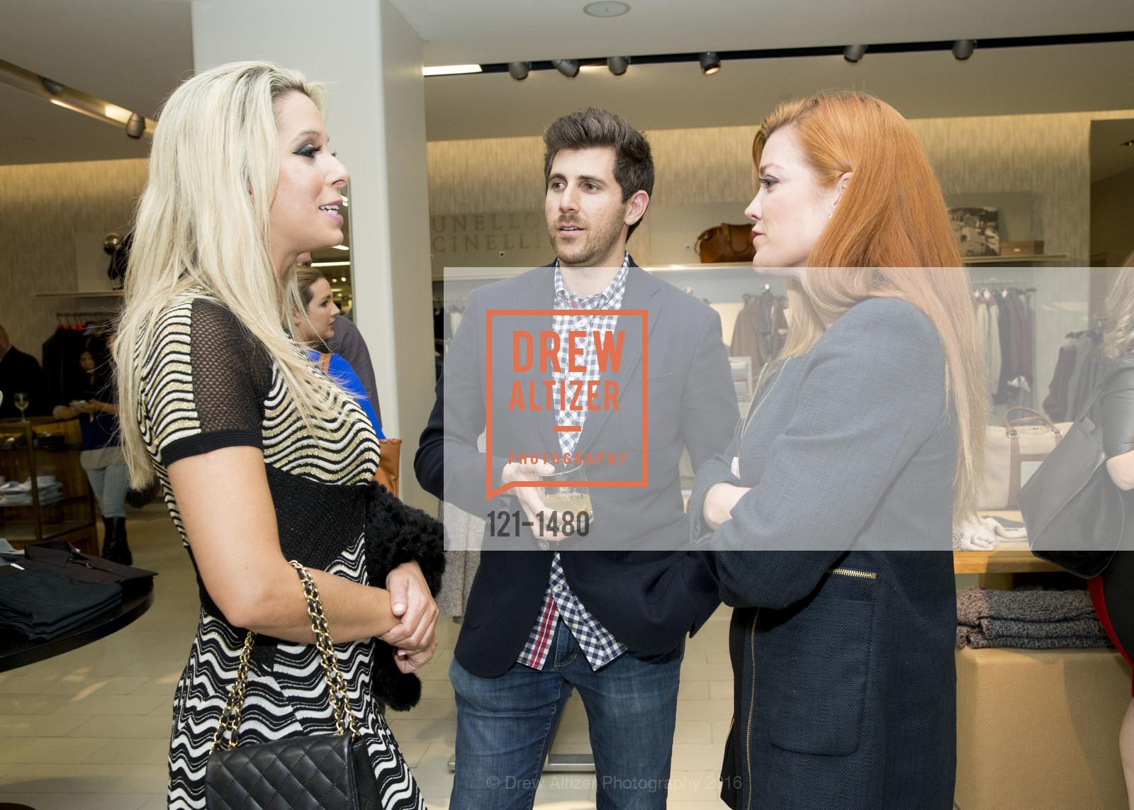 Yasmene Izar, Eric Dorf, Brooke Wilkie, Photo #121-1480
