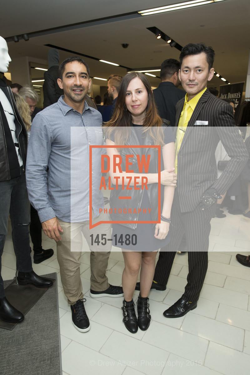Derrick Petzold, Michelle Musial, Edward Tun, Photo #145-1480