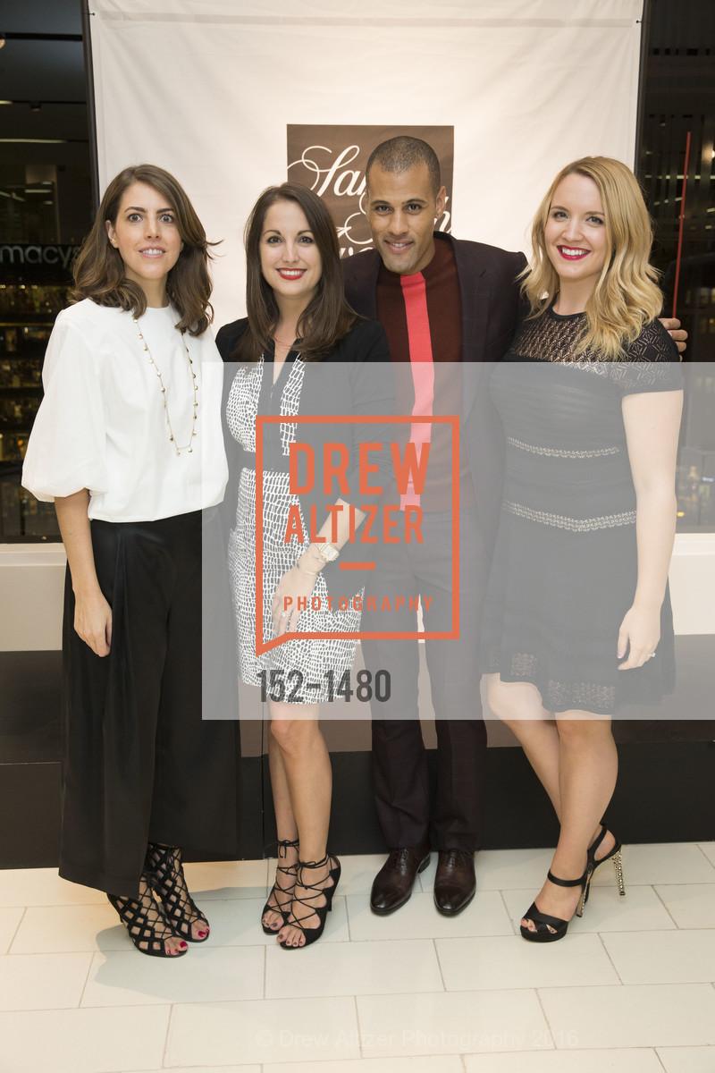 Cara Fratto, Megan Connelly, Grant Kemp, Christina Gorlick, Photo #152-1480