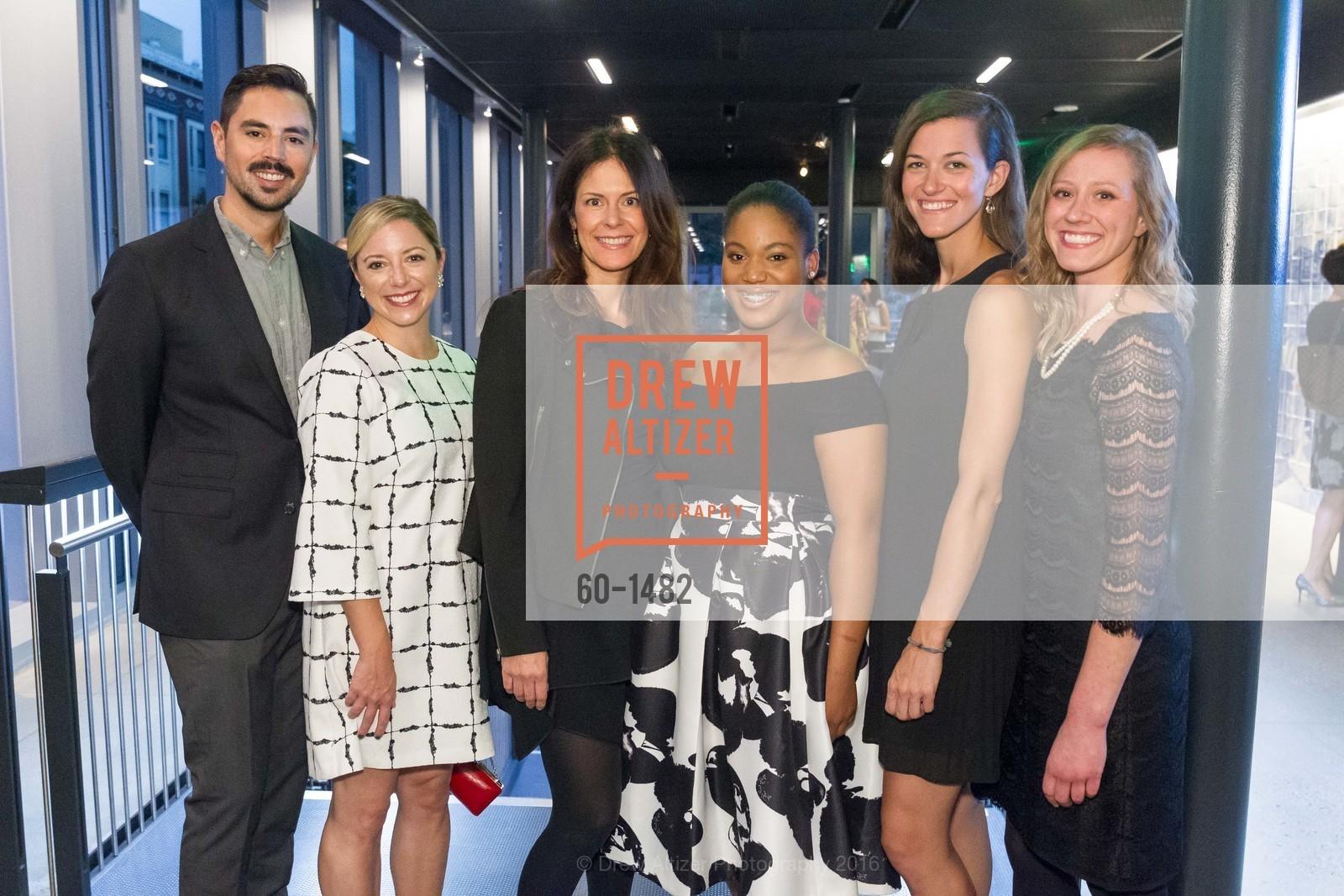 Peter Felix, Marissa Dogherty, Jeanette Astorga, Lauren Seroyer, Anna Paulus, Allison Lepiarz, Photo #60-1482
