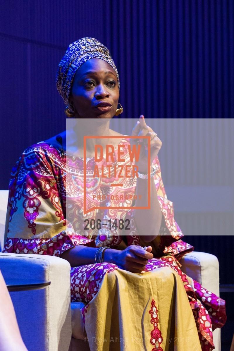Hafsat Abiola-Costello, Photo #206-1482