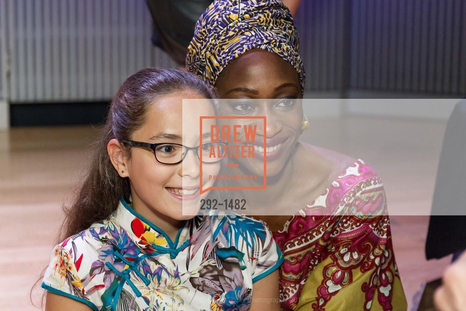 Hafsat Abiola-Costello, Photo #292-1482