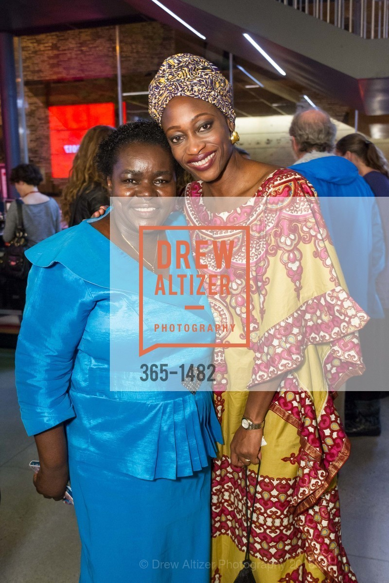 Victoria Kisyombe, Hafsat Abiola-Costello, Photo #365-1482