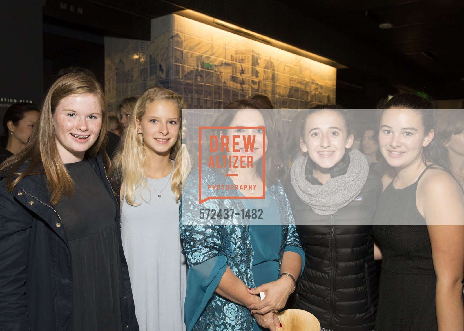 Aoife Mellett, Lia Kraaijvanger, Khanim Latif, Rachel Meisner, Kate ?, Photo #572437-1482