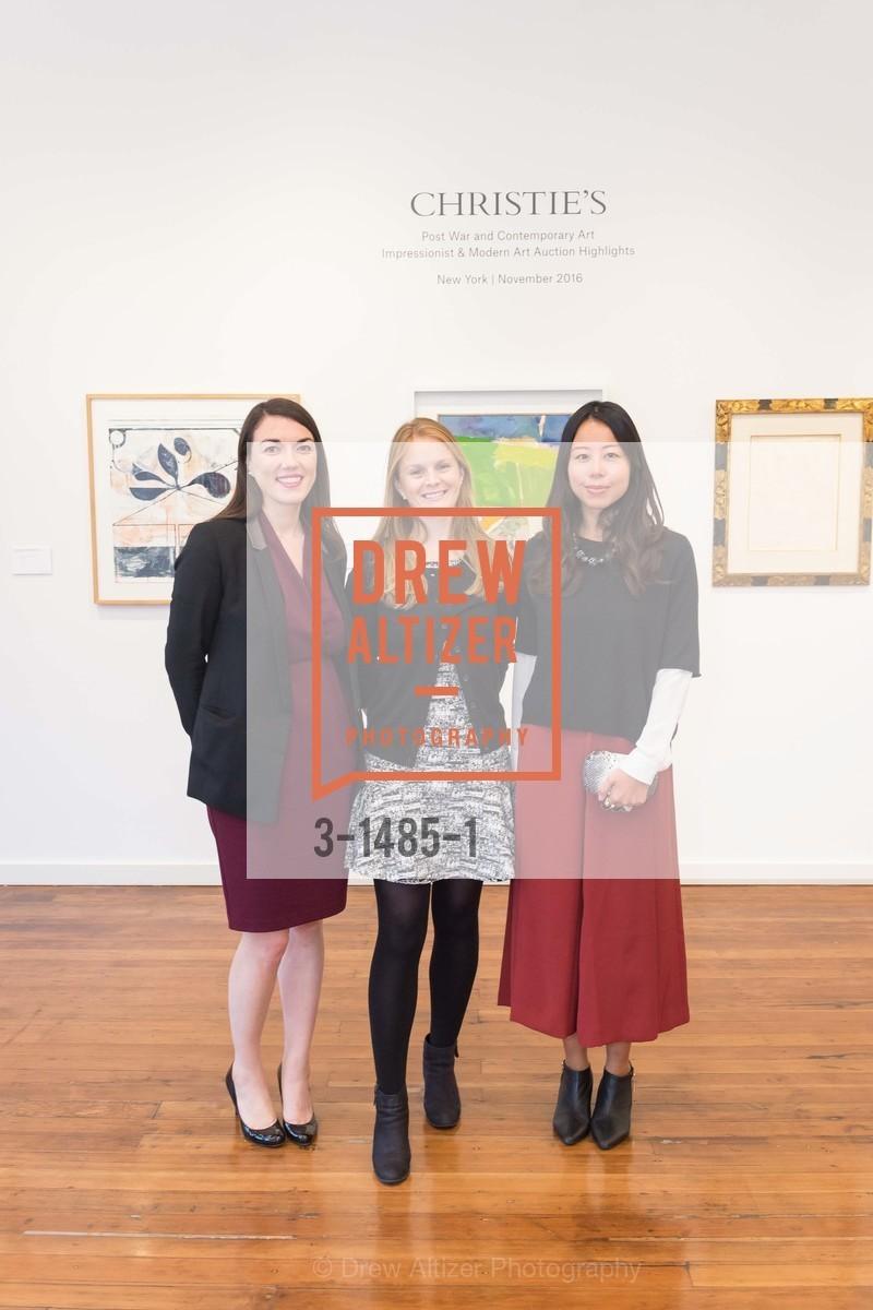 Morgan Schoonhoven, Charlie Adamski, Rodania Leong, Photo #3-1485-1