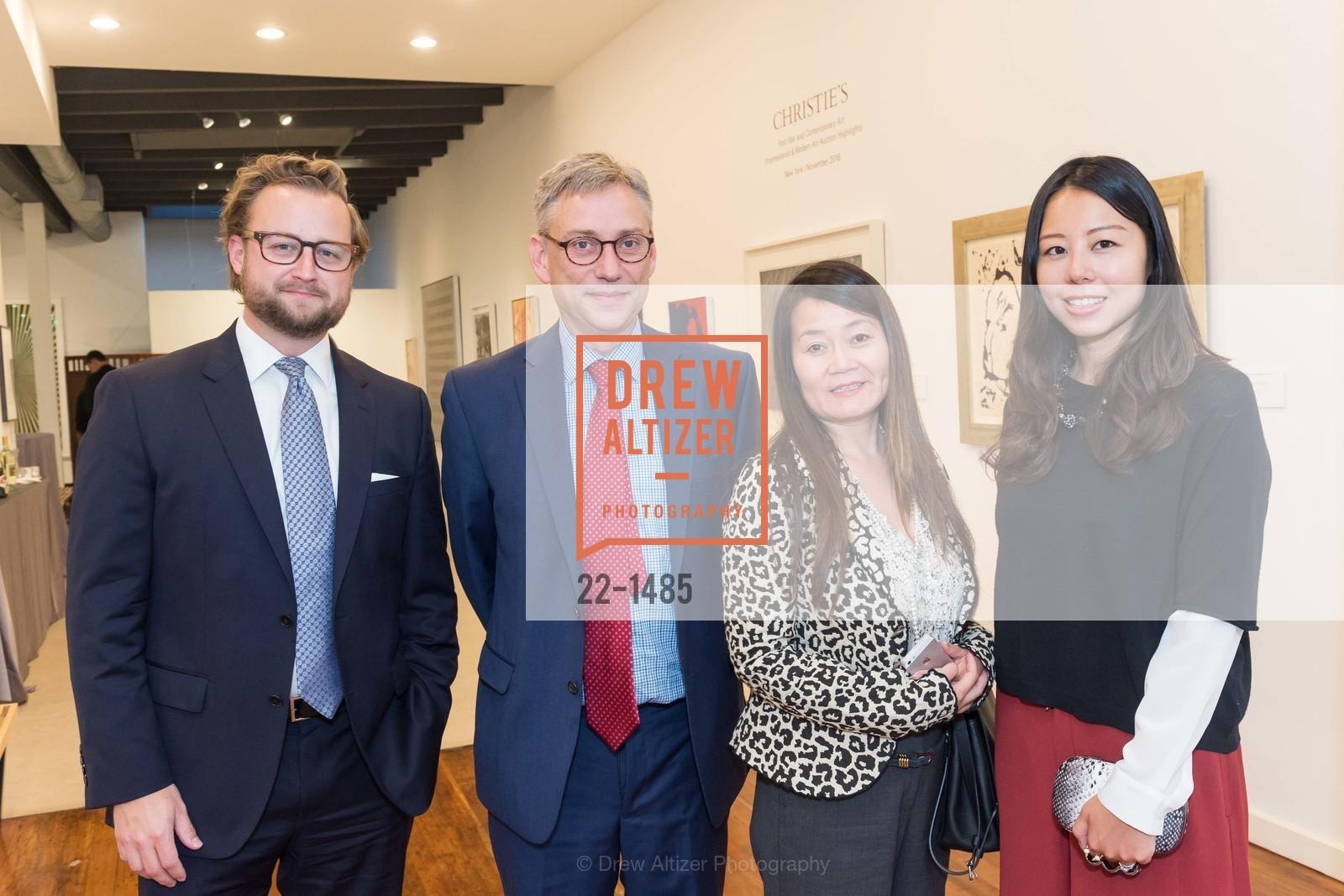 Andrew Lick, Mark Powley, Sarah Zhu, Rodania Leong, Photo #22-1485