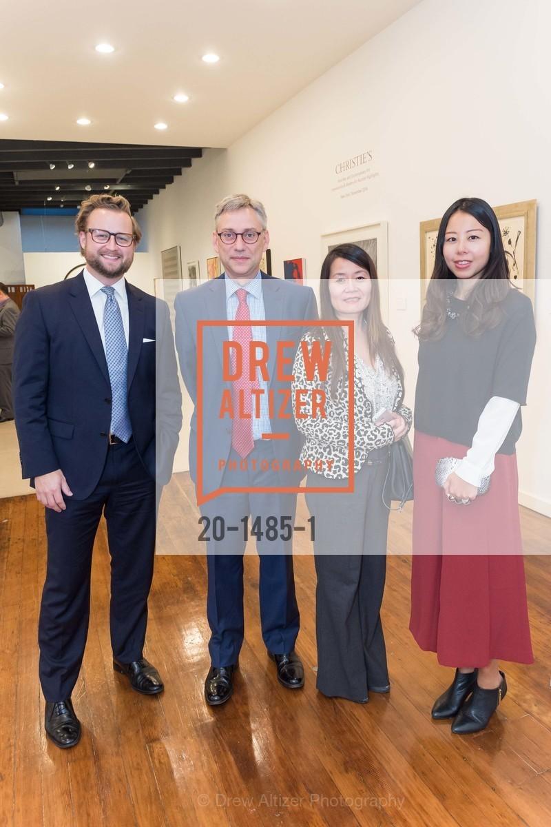 Andrew Lick, Mark Powley, Sarah Zhu, Rodania Leong, Photo #20-1485-1