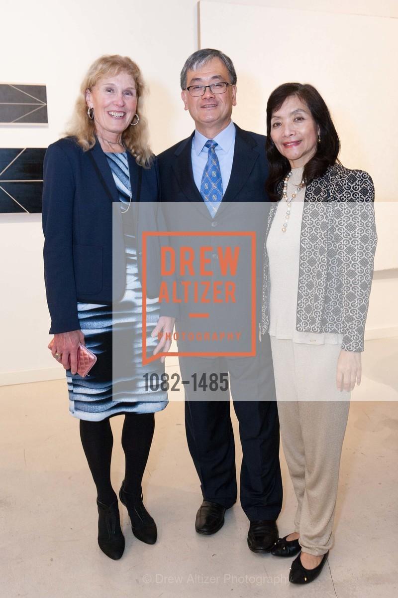 Patricia Blake, John Wong, Betty Wong, Photo #1082-1485