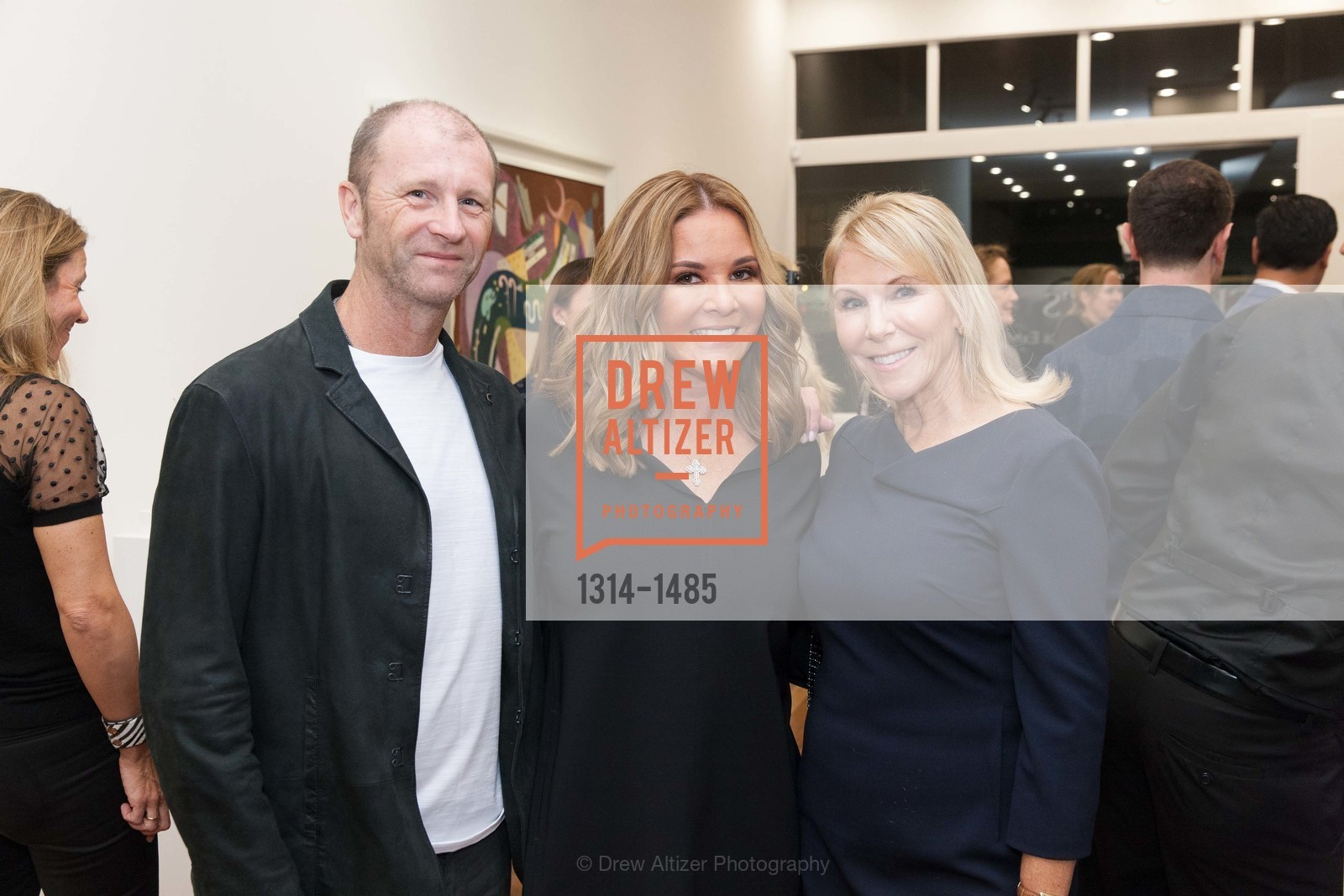 Glyn Davies, Judy Davies, Tiffany Terri, Photo #1314-1485