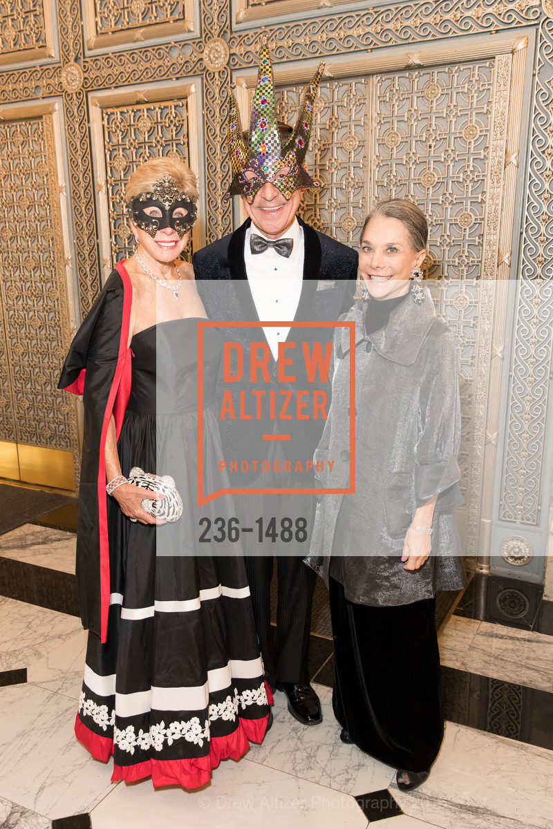 Maria Pitcairn, Robert Beadle, Julie Coplon, Photo #236-1488