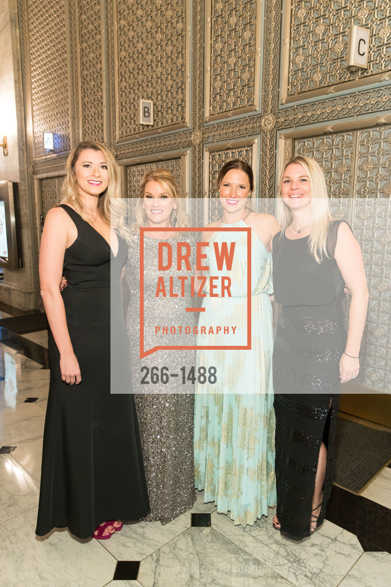 Annelie Schmittel, Linda DelRio, Julie Downing, Marnie Vieselmeyer, Photo #266-1488