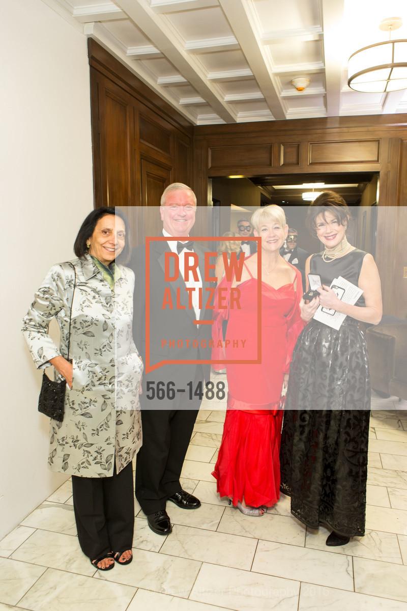 Chic Dabby, Alan Wilson, Catrina Wilson, Elaine Mellis, Photo #566-1488