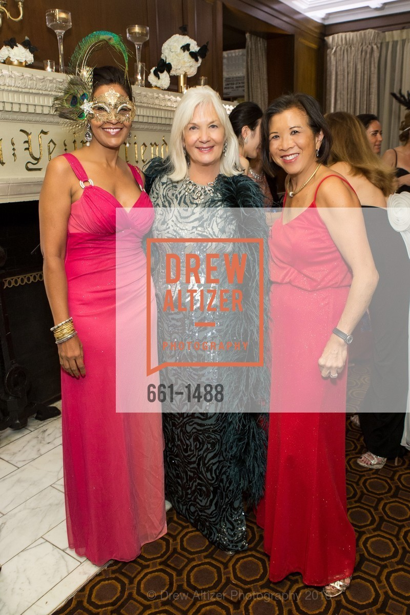 Veera Mahajan, Arlene Inch, Melinda Yee Franklin, Photo #661-1488