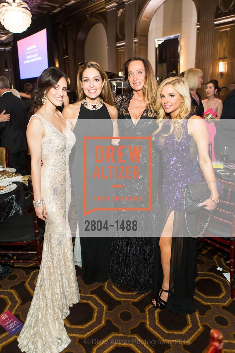 Sarah Dihmas, Christi Paul, Elisabeth Thieriot, Rebecca Deelo, Photo #2804-1488