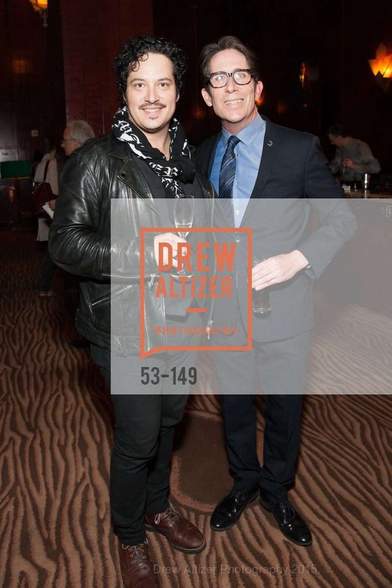 Roem Baur, Al Smyth, CLIFT San Francisco Celebrates 100 Years, Clift Hotel, Redwood Room and Velvet. 495 Geary St, June 3rd, 2015,Drew Altizer, Drew Altizer Photography, full-service agency, private events, San Francisco photographer, photographer california