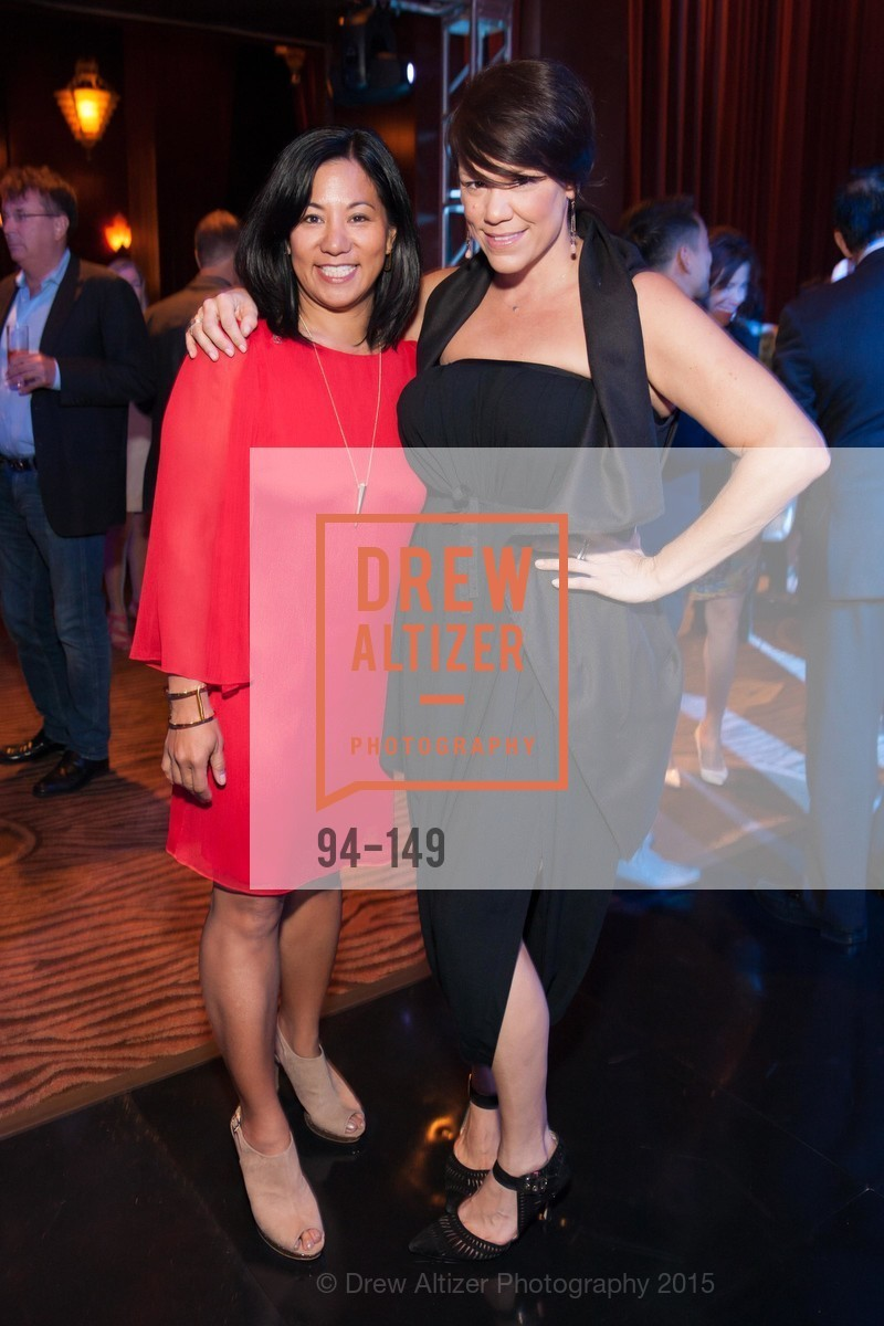Carolyn Yin, Melisa Galvan, CLIFT San Francisco Celebrates 100 Years, Clift Hotel, Redwood Room and Velvet. 495 Geary St, June 3rd, 2015,Drew Altizer, Drew Altizer Photography, full-service agency, private events, San Francisco photographer, photographer california