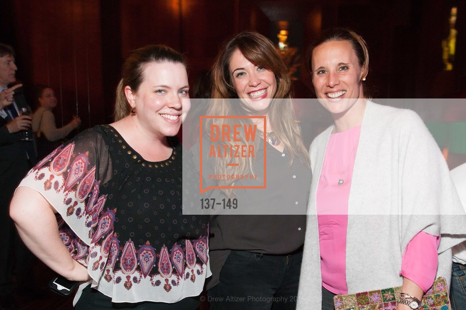 Lindsay Shoff, Sarah Parrish, Tobi Frowen, CLIFT San Francisco Celebrates 100 Years, Clift Hotel, Redwood Room and Velvet. 495 Geary St, June 3rd, 2015,Drew Altizer, Drew Altizer Photography, full-service event agency, private events, San Francisco photographer, photographer California