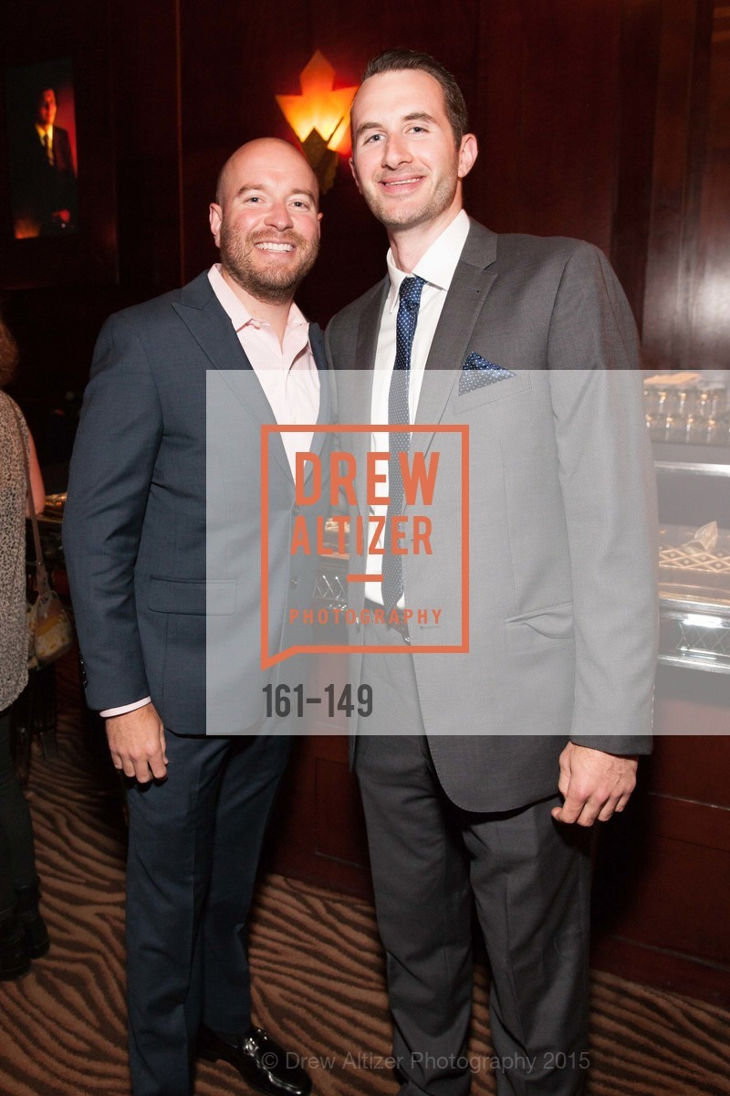 Scott Buxton, Scott Tashjian, CLIFT San Francisco Celebrates 100 Years, Clift Hotel, Redwood Room and Velvet. 495 Geary St, June 3rd, 2015,Drew Altizer, Drew Altizer Photography, full-service agency, private events, San Francisco photographer, photographer california