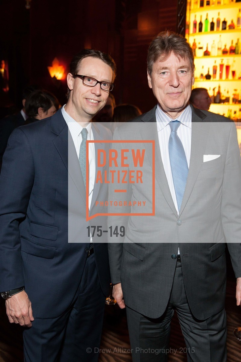 Martin Drinn, Peter Pollard, CLIFT San Francisco Celebrates 100 Years, Clift Hotel, Redwood Room and Velvet. 495 Geary St, June 3rd, 2015,Drew Altizer, Drew Altizer Photography, full-service agency, private events, San Francisco photographer, photographer california