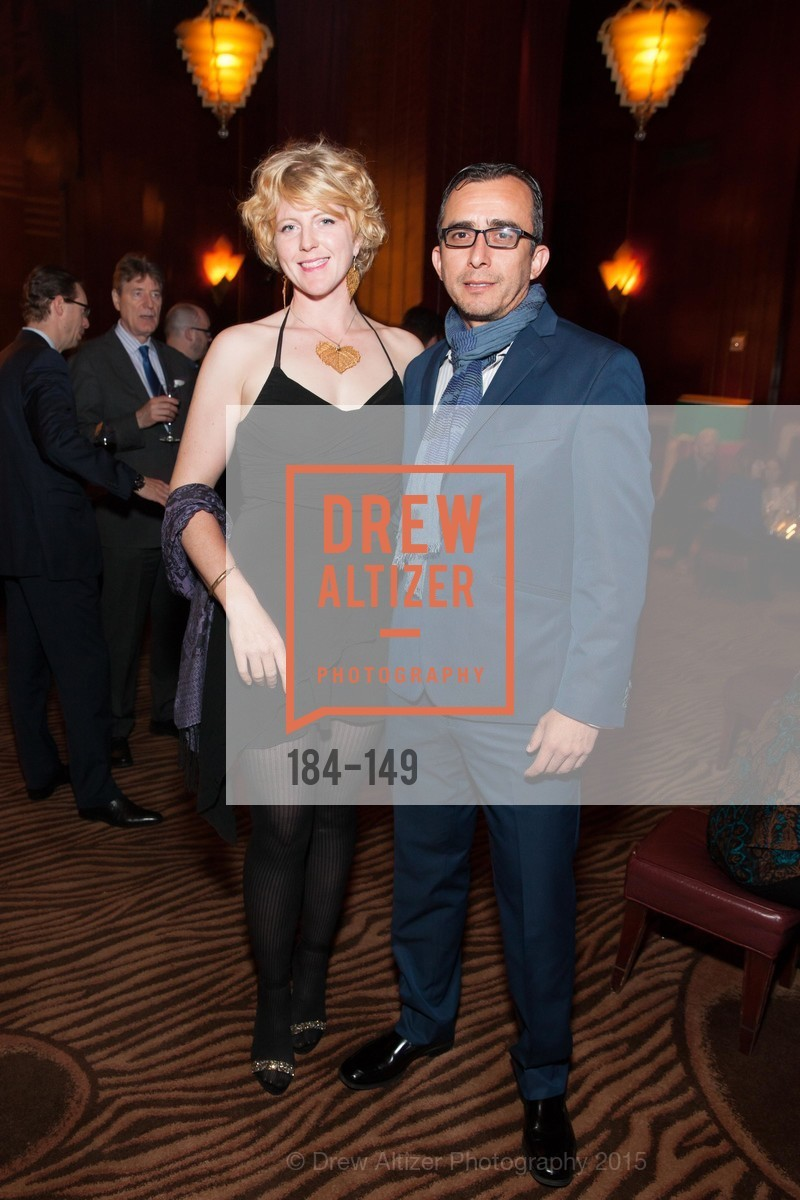 Joan Brennan, Ricardo Torres, CLIFT San Francisco Celebrates 100 Years, Clift Hotel, Redwood Room and Velvet. 495 Geary St, June 3rd, 2015,Drew Altizer, Drew Altizer Photography, full-service event agency, private events, San Francisco photographer, photographer California