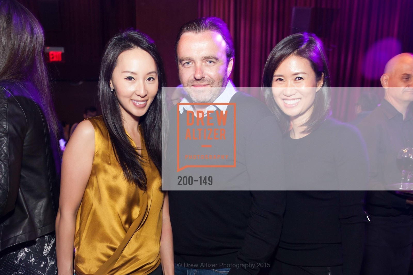 Anny Hong, Eric Flour, Susie Park, CLIFT San Francisco Celebrates 100 Years, Clift Hotel, Redwood Room and Velvet. 495 Geary St, June 3rd, 2015,Drew Altizer, Drew Altizer Photography, full-service agency, private events, San Francisco photographer, photographer california