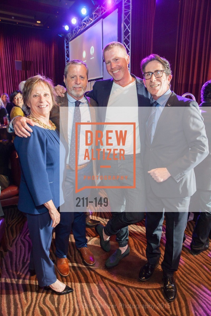 Sue Divine, Joe Divine, John James, Al Smyth, CLIFT San Francisco Celebrates 100 Years, Clift Hotel, Redwood Room and Velvet. 495 Geary St, June 3rd, 2015,Drew Altizer, Drew Altizer Photography, full-service agency, private events, San Francisco photographer, photographer california