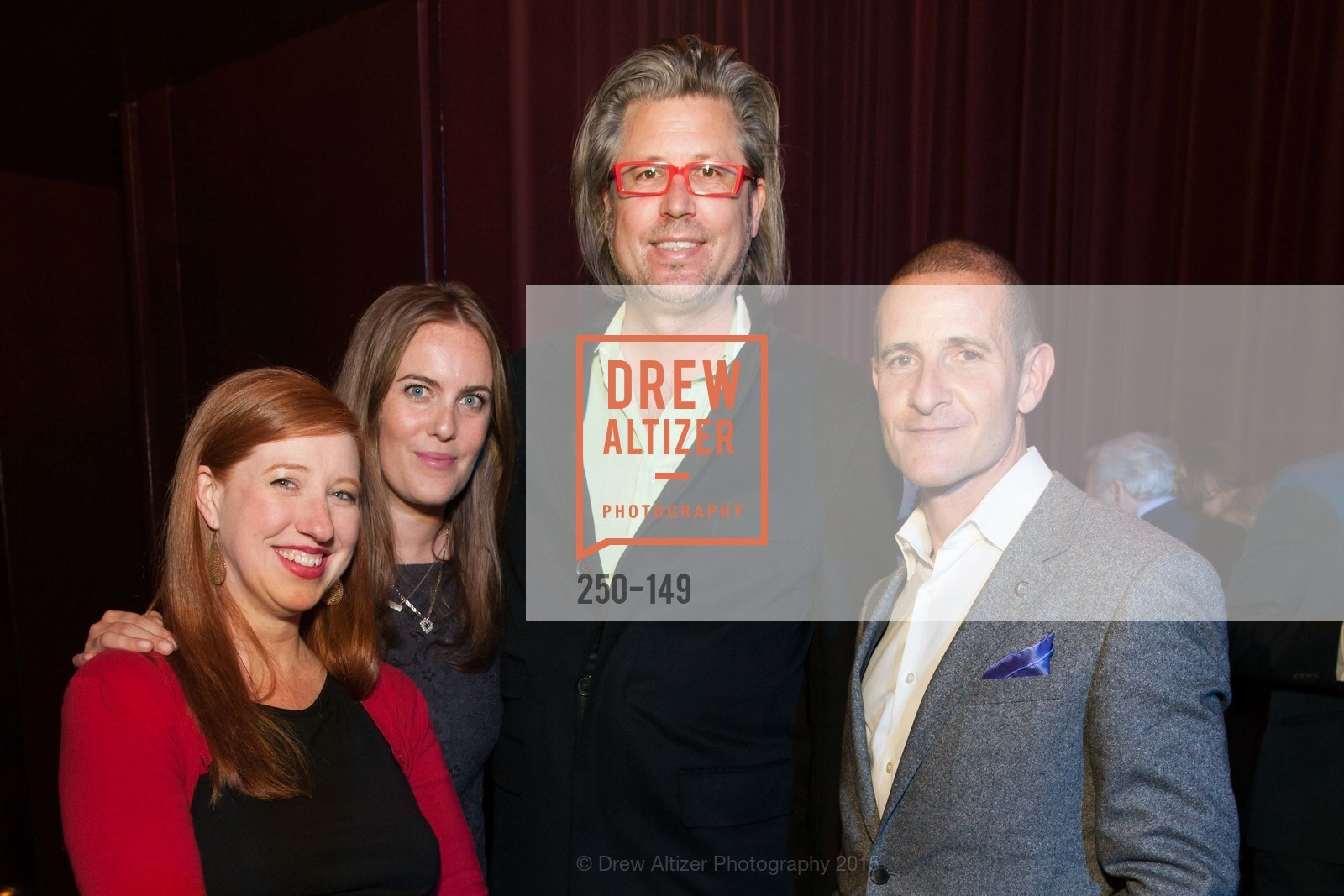 Kieron Leslie, Marla McLaughlin, James Stolich, Michael Pace, CLIFT San Francisco Celebrates 100 Years, Clift Hotel, Redwood Room and Velvet. 495 Geary St, June 3rd, 2015,Drew Altizer, Drew Altizer Photography, full-service agency, private events, San Francisco photographer, photographer california