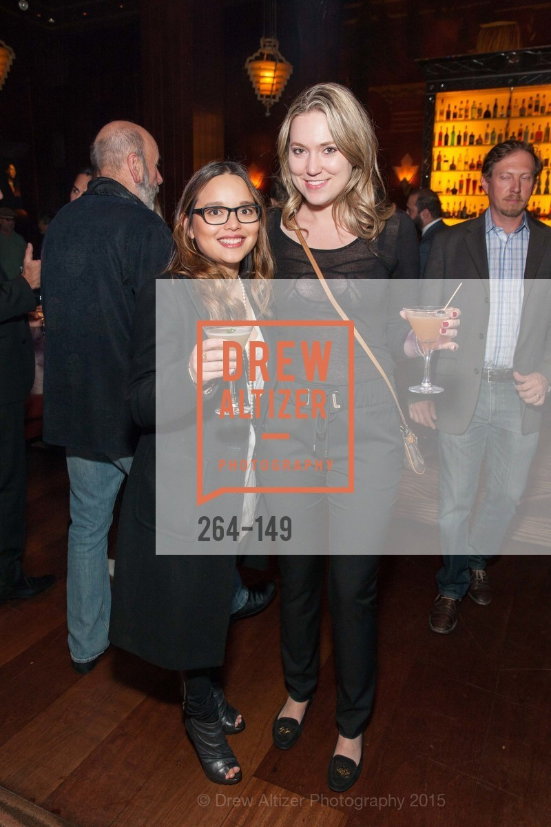 Anna Zichitcholchai, Lilia Barsetyan, CLIFT San Francisco Celebrates 100 Years, Clift Hotel, Redwood Room and Velvet. 495 Geary St, June 3rd, 2015,Drew Altizer, Drew Altizer Photography, full-service agency, private events, San Francisco photographer, photographer california