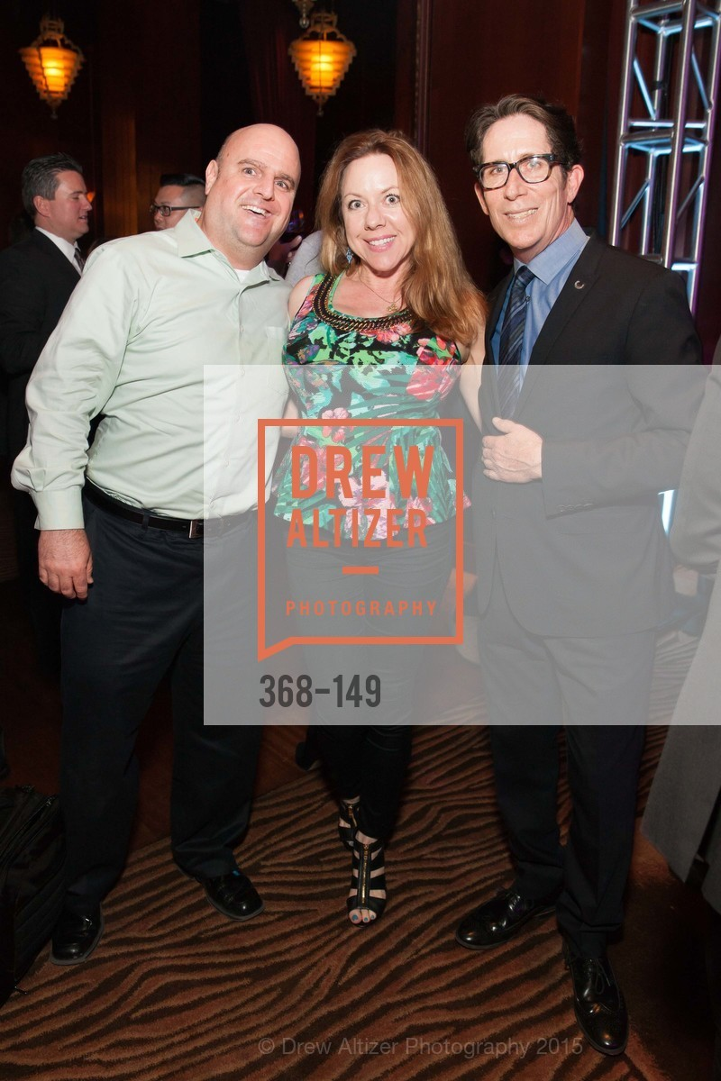 Steve Matulis, Therese Williams, Al Smyth, CLIFT San Francisco Celebrates 100 Years, Clift Hotel, Redwood Room and Velvet. 495 Geary St, June 3rd, 2015,Drew Altizer, Drew Altizer Photography, full-service agency, private events, San Francisco photographer, photographer california